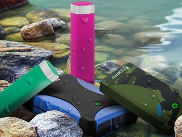 Weather Resistant Power Banks