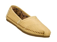 Skechers Women's Bob's Luxe- Summer Gold
