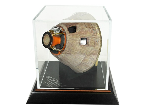 Apollo Capsule Model Airplane