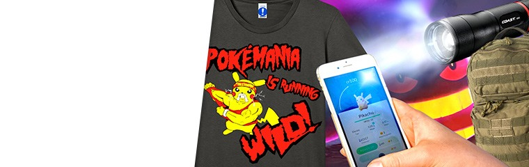 Pokémon GO: Essentials & Survival Gear