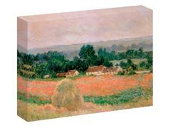 Monet Haystack at Giverny, 1886 (2 Sizes)