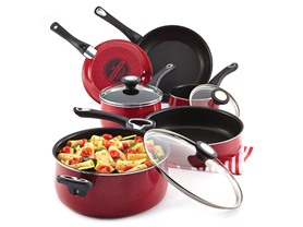 Farberware Non-Stick 12Pc Cookware Set