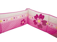 Storybook Princess- Crib Bumper