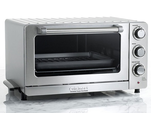 Cuisinart Convection Toaster Oven Broiler
