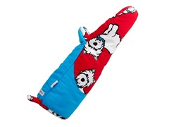 Westies Oven Mitt with Silicone Insert
