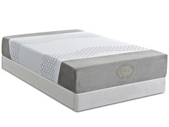 "Unity 12"" Gel Memory Foam Mattress Set"
