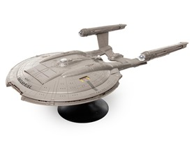 1:350th Scale Enterprise NX-01