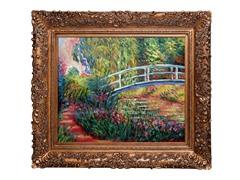 Monet - The Japanese Bridge