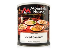 Sliced Bananas #10 Can