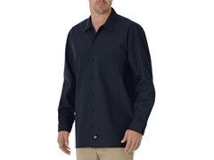 Long Sleeve, One Pocket - Dark Navy