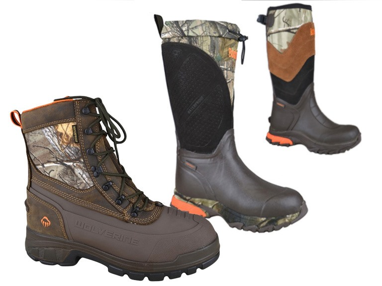 Men's Waterproof Outdoor Footwear
