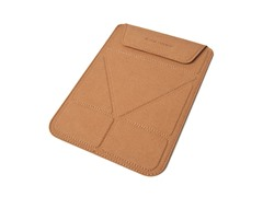 "Microsuede Sleeve for 7"" Tablets - Brown"