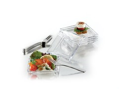 Style Setter Soho Taster Plates 13 Pc Set