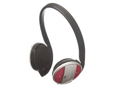 MiiSport Bluetooth Headset - Red