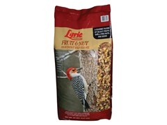 Lyric Fruit and Nut Wild Bird Food, 20lb