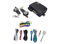 4-Button Remote Start Vehicle Security System