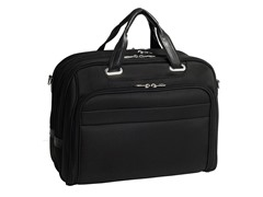 "Springfield Nylon Fly-Thru™ 17"" Laptop Case"