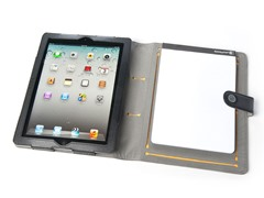 Booqpad for iPad 2/3/4 - Black/Gray