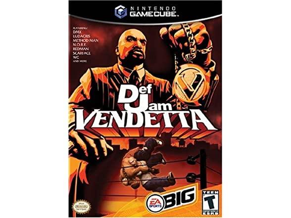 Image of Def Jam Vendetta - Gamecube