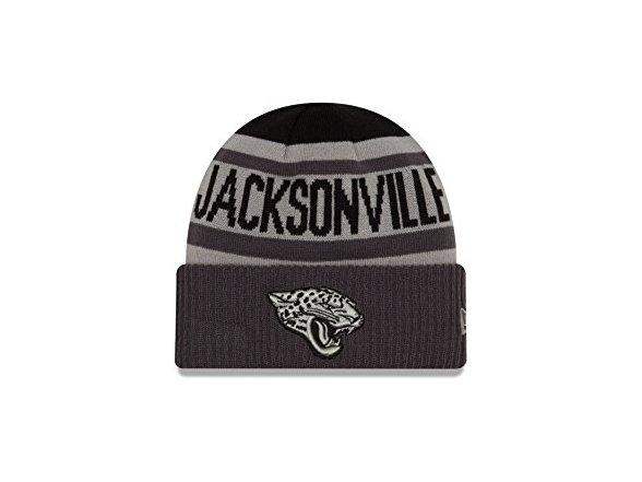 4fed54818ec NFL Jacksonville Jaguars Unisex New Era Biggest Fan 2.0 Cuff Knit ...