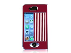 SpiritSlider iPhone 4/4S Slider Case - Maroon