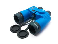 7x50mm Porro Prism Binoculars w/ Compass