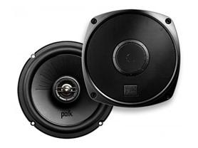 """Polk 6-1/2"""" 2-Way Car Speakers"""
