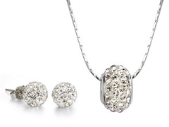 Meridian Necklace and Earring Set