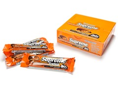 Supreme Protein Bar, Caramel Nut 12pk