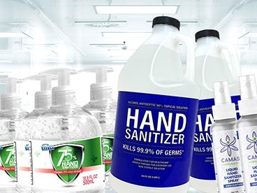 Deals on Wipes and Hand Sanitizer!