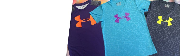 Under Armour Kid's Apparel