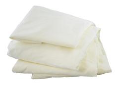 Microfiber Sheet Set: Ivory (Multiple Sizes)
