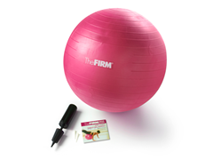 The FIRM Small Stability Ball w/ DVD