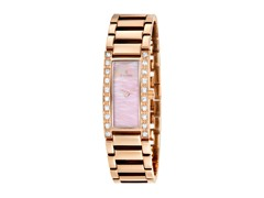 Aasa, Rose Gold / White