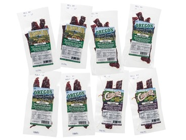 Wine Country Jerky, 8- Pack