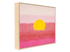 Sunset - Pink (2 Sizes)