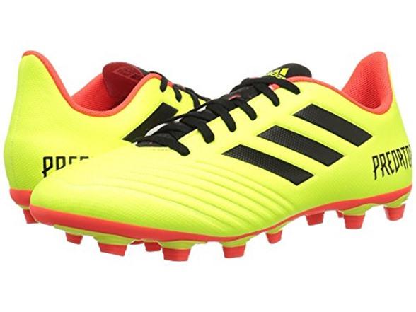 32a276180 adidas Men s Nemeziz 18.4 Firm Ground Soccer Shoe