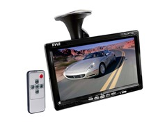 "7"" Window Suction Mount LCD Video Monitor w/ Cam"