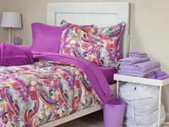 Natalie 26pc Reversible Dorm Set-Full