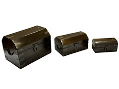 Camp Boxes Set of 3