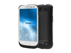 2100 mAh Battery Case for Galaxy S3
