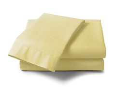 600 Thread Count Cotton Sateen Sheet Set  - Sage