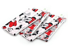 Minnie Small Snack Bag 4-Pk