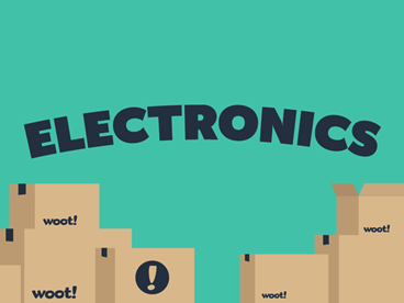 Electronics Liquidation Sale
