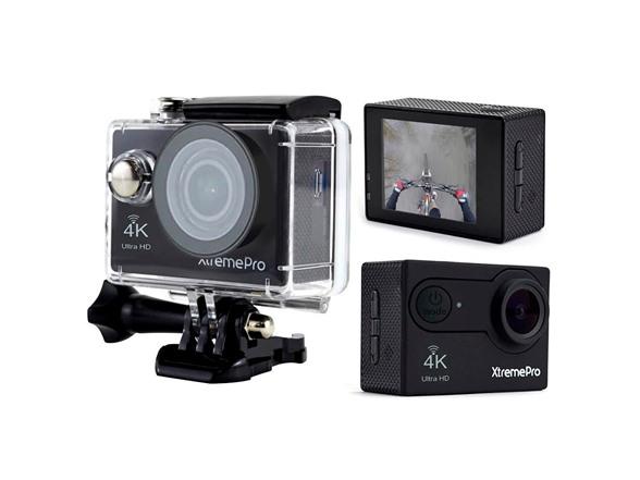 XtremePro 4K Ultra HD Sports Camera Bundle