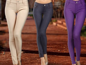 3pk Jeggings