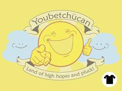 Youbetchücan!