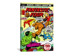 Fantastic Four Cover Issue Cover #166