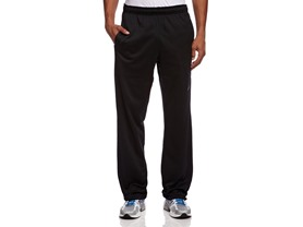 Nike Men's KO Fleece Pants, S, Dark Grey