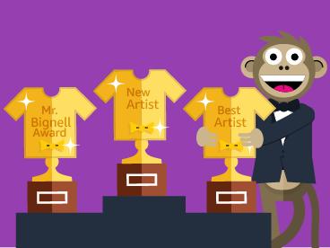WAFS Winners! Best Artists & More!